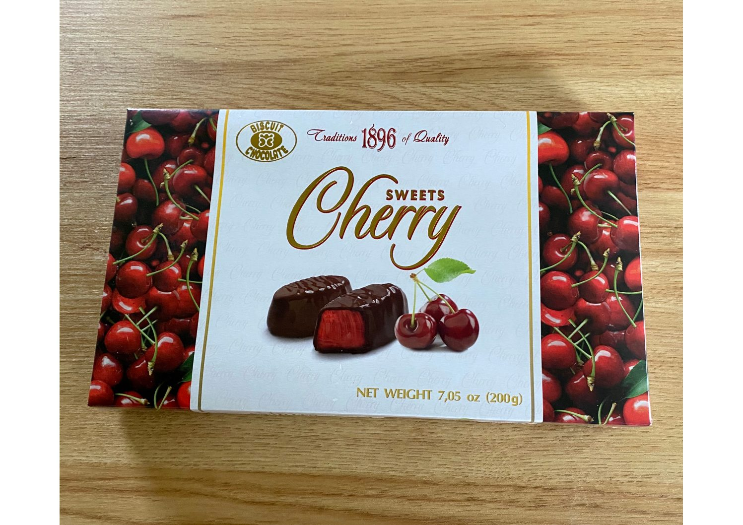 Cherry Sweets 200g