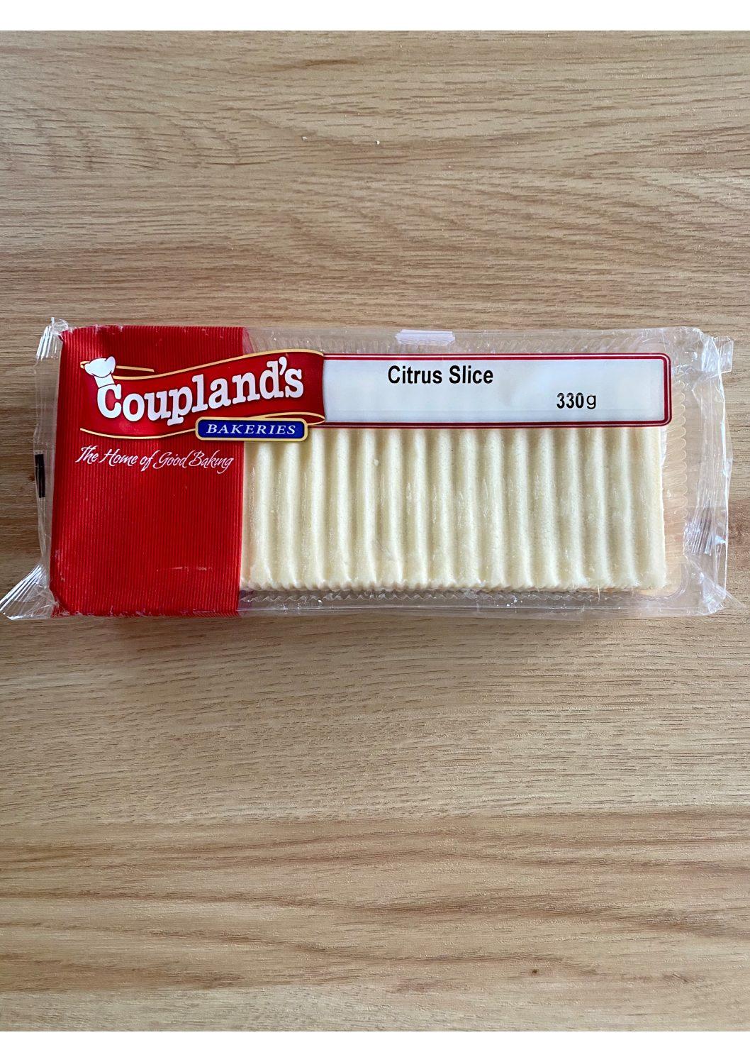 Couplands Citrus Slice 330g