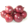 Red Onions Unpeeled Loose/kg